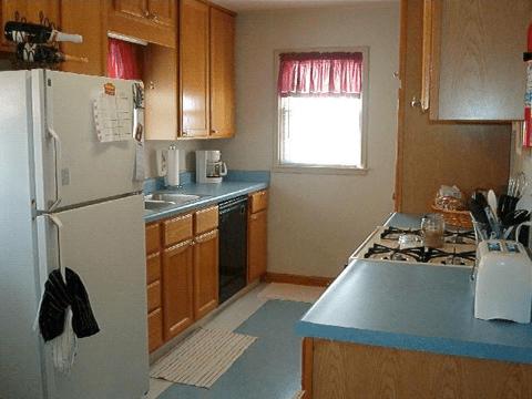 234 S. Franklin - Kitchen of Rental Home in Ames, Iowa