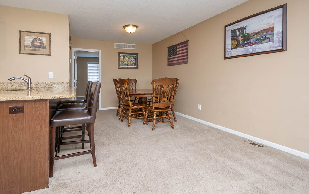 3719 Marigold Drive - Townhome for Rent - dining room