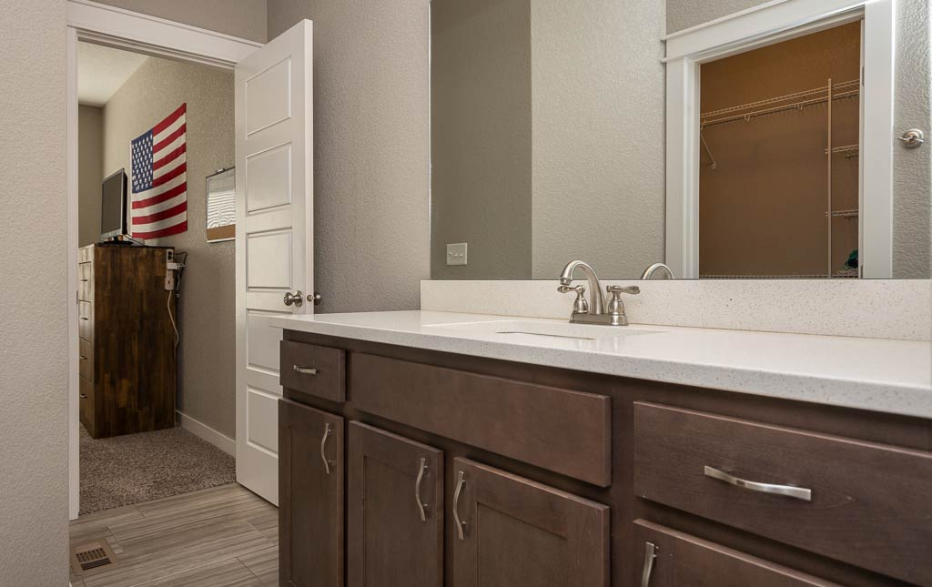 3724 Marigold Drive - Townhome for Rent - master bathroom