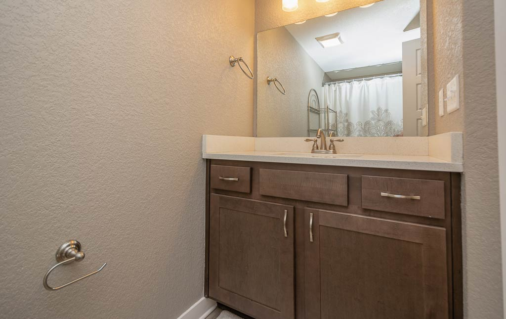 3724 Marigold Drive - Townhome for Rent bathroom counter