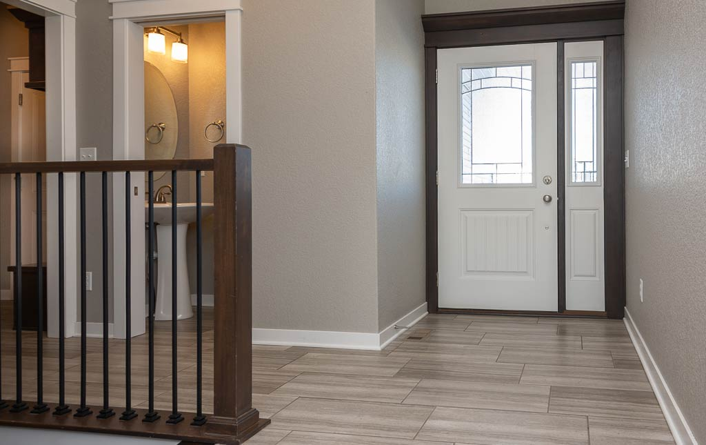 3724 Marigold Drive - Townhome for Rent - entry way