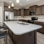 3724 Marigold Drive - Townhome for Rent - updated kitchen