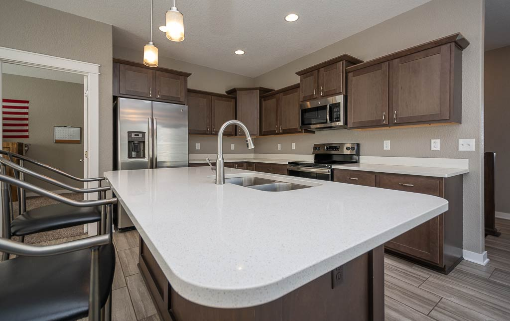 3724 Marigold Drive - Townhome for Rent - new kitchen
