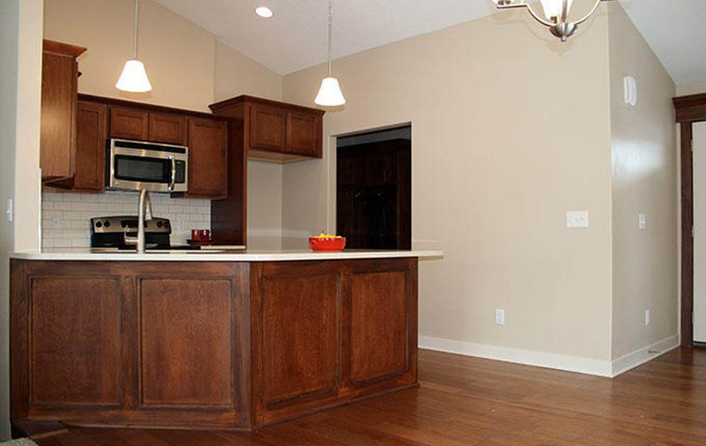 3814 Marigold Drive - Townhome for Rent - kitchen