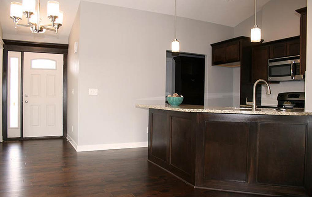 3818 Marigold Drive - Townhome for rent - kitchen