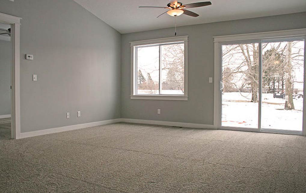 3818 Marigold Drive - Townhome for rent - living room