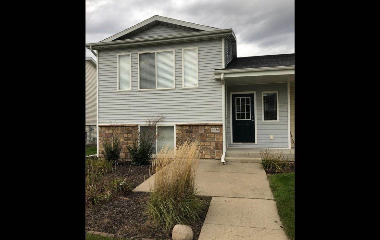 3833 Marigold - Rental Townhome - Exterior