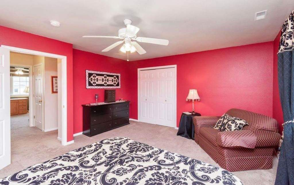 3838 Marigold - Rental Home - bedroom