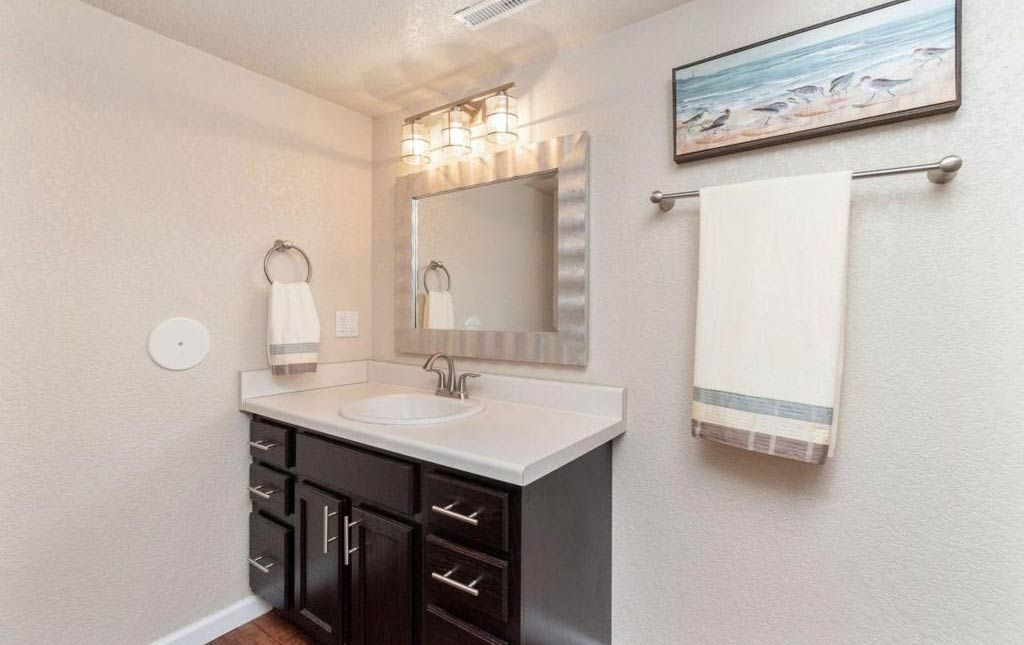 3838 Marigold - Rental Home - Bathroom Sink