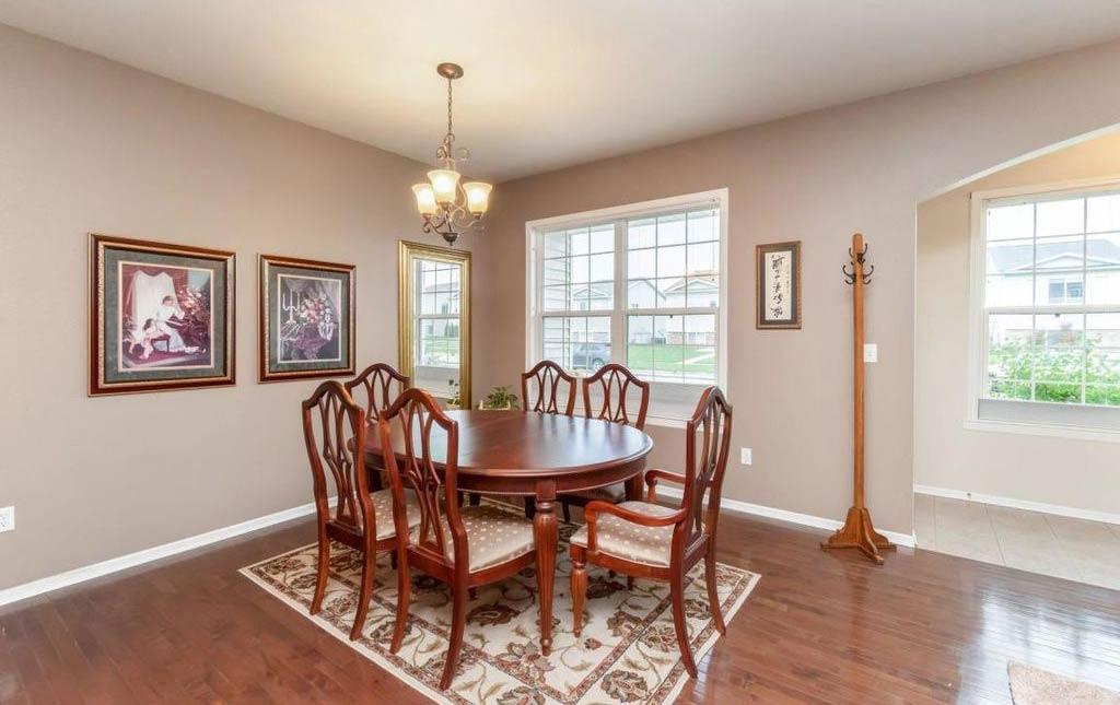 3838 Marigold - Rental Home - dining room