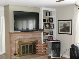 3330 Morningside - Home for rent in Ames - living room with fireplace