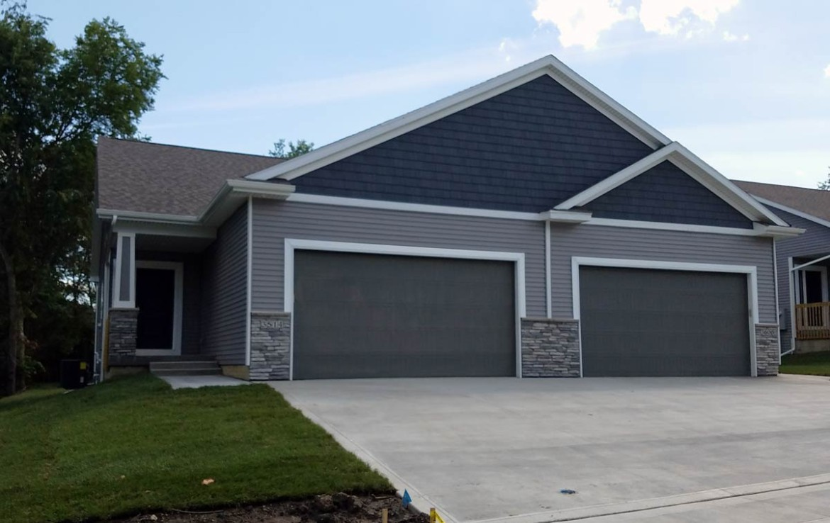 3514 coy street - townhome for rent - exterior