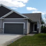 3608 coy street - townhome for rent - exterior